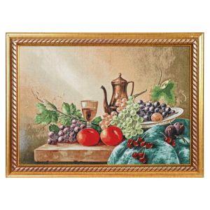 "Картина из гобелена ""Вкусности на столе"" (44х64)"
