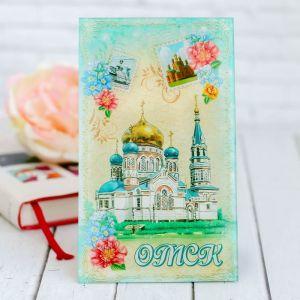 Настольная картина «Омск»