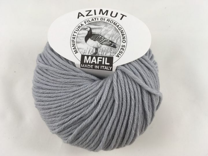 Меринос Mafil Azimut цвет светло-серый