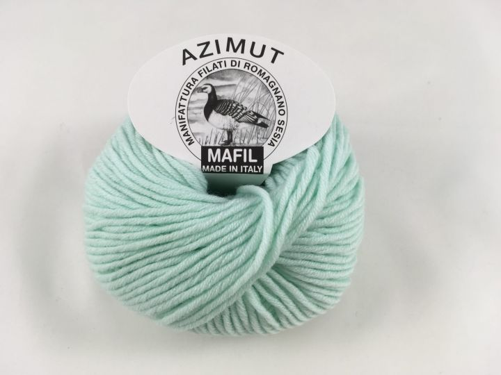 Меринос Mafil Azimut цвет мятный