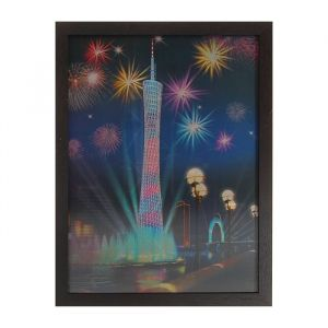 """Картина объёмная 3D """"Башня"""""""