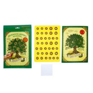 Фэн-шуй панно «Денежное дерево изобилия»