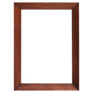 Рама для зеркал и картин дерево 21 х 30 х 3.0 см, липа, вишня