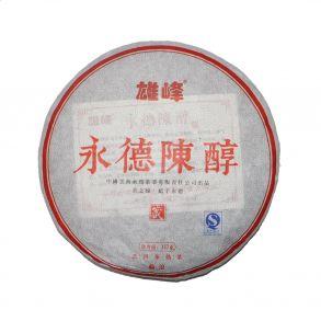 Шу пуэр блин Юн Дэ Чень Сян, 2015 г., 357 гр