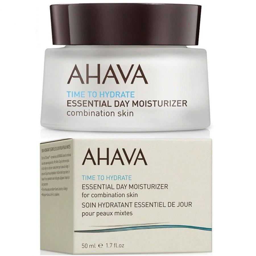 Ahava Дневной увлажняющий крем для комбинированной кожи Time To Hydrate, 50 мл.