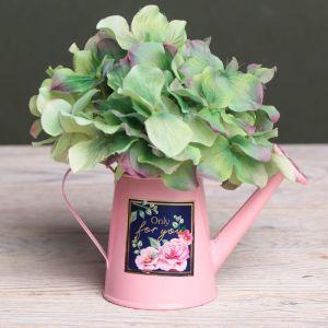 Металлическое кашпо для цветов Only for you, 15 ? 7 см