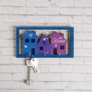 """Ключница """"Home"""" домики 4965933"""