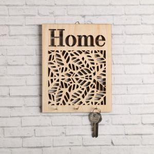 "Ключница ""Home"" листья 4965935"