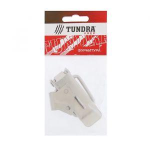 Замок-защелка на ящик TUNDRA krep Z17, 7,5 см, железный, с проушиной, 1 шт 4929463
