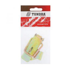 Замок-защелка на ящик TUNDRA krep Z19, 7,5 см, железный, с проушиной, 1 шт 4929464