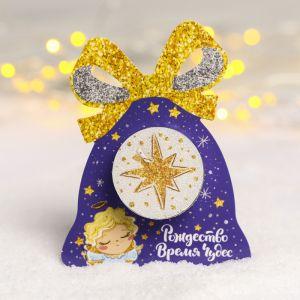 Рождественская свеча «Чудесный ангел»