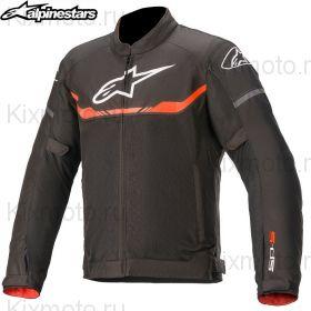 Мотокуртка Alpinestars T-SPS Air, Черно-красная