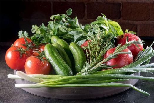 Набор овощей Пикник (цена за набор)