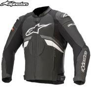 Мотокуртка Alpinestars GP Plus R V3, Черно-серо-белая