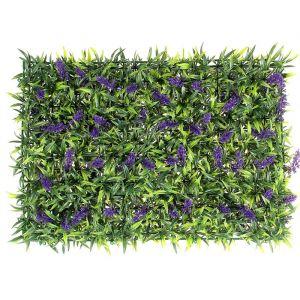 Декоративная панель, 40 ? 60 см, «Фиолетовые цветы»