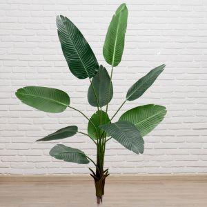 """Дерево искусственное """"Длинный лист"""" 150 см   4557828"""