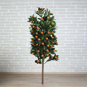"""Дерево искусственное """"Мандариновое"""" 150 см  3004536"""