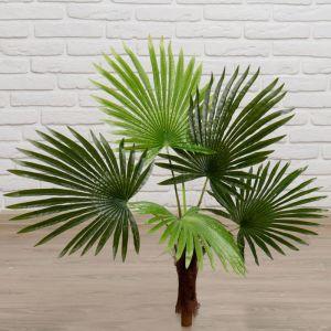 """Дерево искусственное """"Пальма"""" 70 см   4557826"""