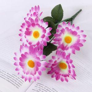 """Букет """"Гербера"""" 30 см, d-цветка 8 см, микс 4928226"""