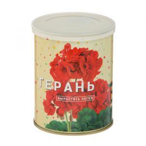 """Растущая травка """"Цветок в банке """"Герань"""" 2099143"""