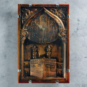 """Часы настенные, серия: Интерьер, """"Восточная мечеть"""", 41х27.5 см    4460508"""
