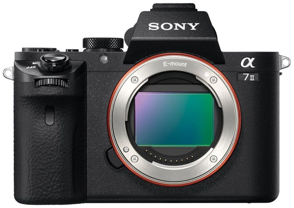 Sony Alpha ILCE-A7S M2 Body