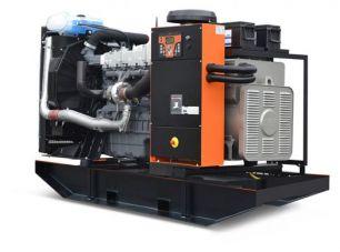 Дизельный генератор RID 200 S-SERIES