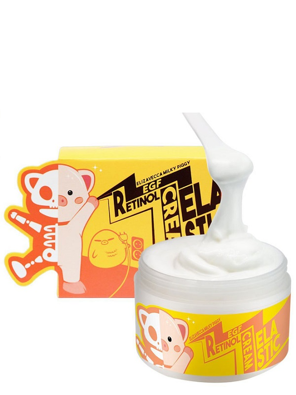Elizavecca Milky Piggy Крем с ретинолом Elzavecca Milky Piggy EGF Retinol cream 100ml