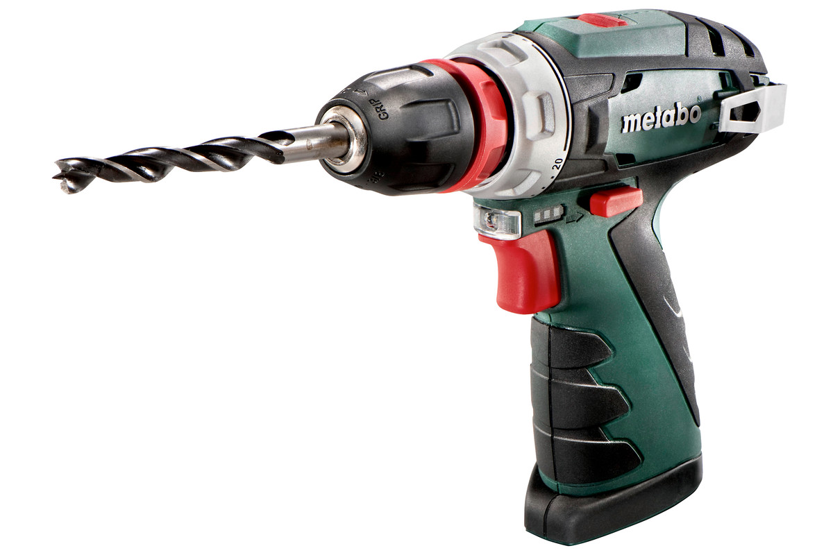 Дрель-шуруповерт Metabo PowerMaxx BS Quick Basic (600156890)
