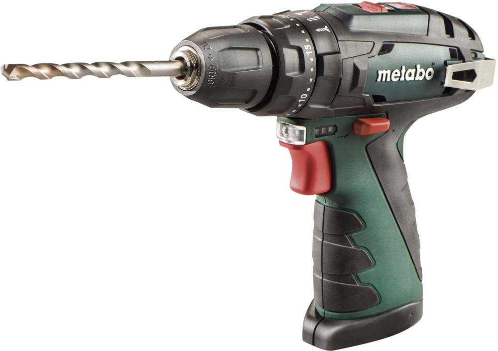 Дрель-шуруповерт Metabo PowerMaxx SB (600385890)