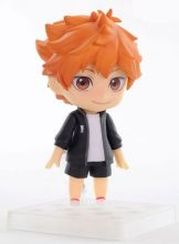Оригинальная фигурка нендороид Хината по аниме Волейбол / Nendoroid 528 Haikyuu Hinata Shoyo Karasuno High School Volleyball Club's Jersey Ver. figure
