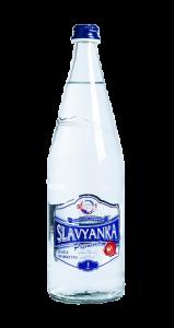 Slavyanka qazsız su 0.5 şüşə