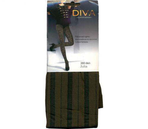 Женские колготки Diva Julia 380 Den DIV8071