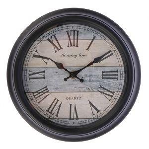 """Часы настенные, серия: Классика, """"Классика"""", чёрные, d=24 см 3014874"""