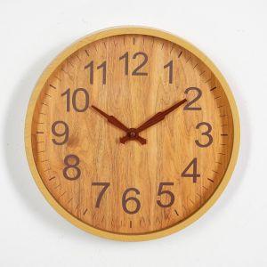 """Часы настенные, серия: Классика, """"Лангон"""", 30х30 см 3620761"""