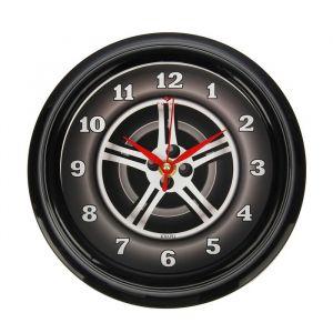 """Часы настенные """"Колесо"""", """"Рубин"""", 21х21 см 2566682"""