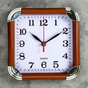 """Часы настенные, серия: Классика, """"Рейчел"""", 19.5х19.5 см 1195062"""