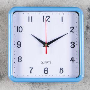 """Часы настенные, серия: Классика, """"Футроно"""", 20х20 см, микс   4412791"""