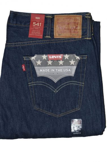 Levi's (541) Made In USA