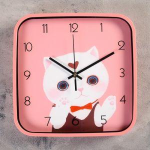 """Часы настенные, серия: Детские, """"Магри"""", 30 х30 см   4432450"""