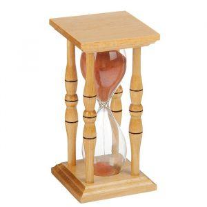 Часы песочные сувенирные (конусные), микс  1546058