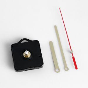 Набор, часовой механихм 3268 с подвесом, комплект золотых стрелок, 50/70 (1043) 1623226
