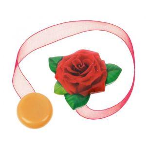 Подхват для штор «Роза»