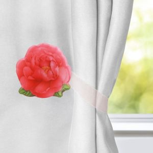 Подхват для штор «Чайная роза»
