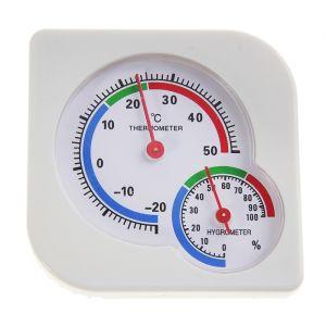 Термометр уличный  с гигрометром 144108