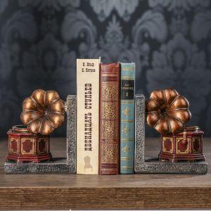 """Держатели для книг """"Патефон"""" набор 2 штуки 14,5х14х9,5 см   3472987"""