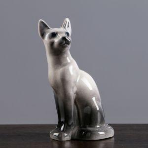 Статуэтка фарфоровая «Кошка Тайка», сиам, 10см 3275862