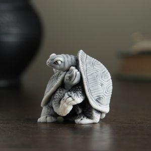 """Сувенир """"Две черепахи"""" 3,5см   4011959"""