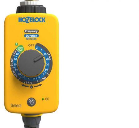 Таймер для полива HoZelock 2220 механический 16 программ