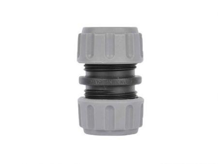 Коннектор-соединитель прямой  13 мм HoZelock 7017, 2 шт.